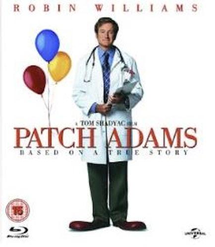 Patch Adams bluray (import)