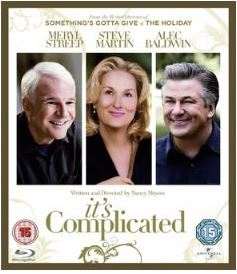 It's Complicated bluray import