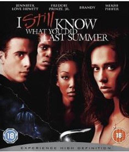 I Still Know What You Did Last Summer (import med svensk text) bluray