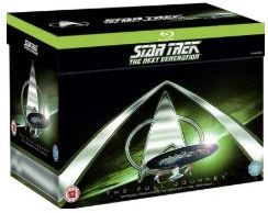 Star Trek - The Next Generation Säsong 1-7 Complete Collection bluray (import)
