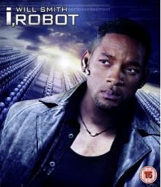 I Robot bluray