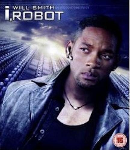 I Robot bluray