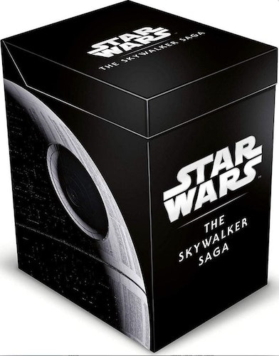 Star Wars - The Skywalker Saga Complete Collection Blu-Ray