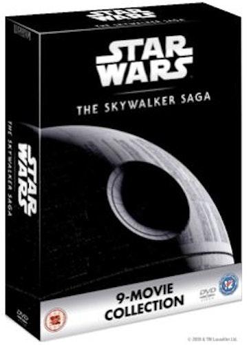 Star Wars - The Skywalker Saga Complete Collection DVD (import)