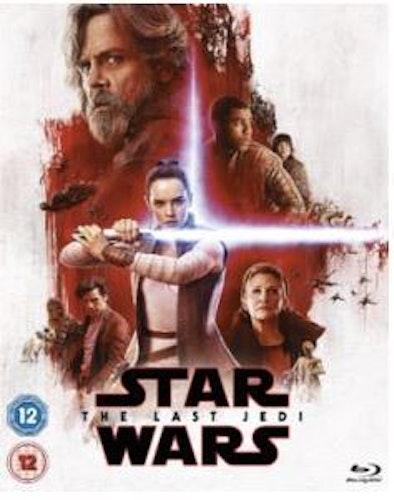 Star Wars - The Last Jedi - bluray