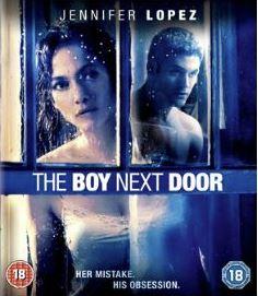 The Boy Next Door bluray (import)