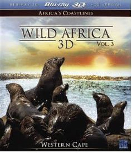 Wild Africa 3D+2D - Volume 3 - Western Cape (import)