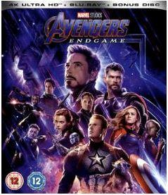 Avengers Endgame 4K Ultra HD
