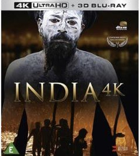 India 4K Limited Edition 4K Ultra HD (import)