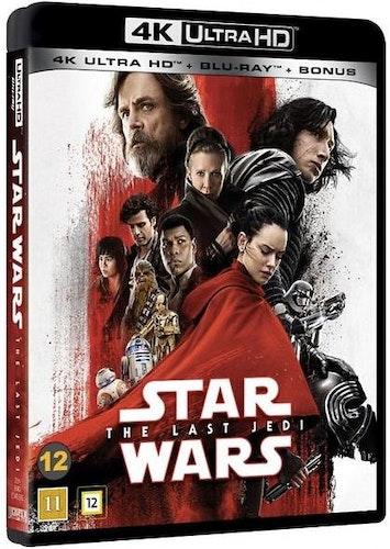 Star Wars - The Last Jedi 4K Ultra HD