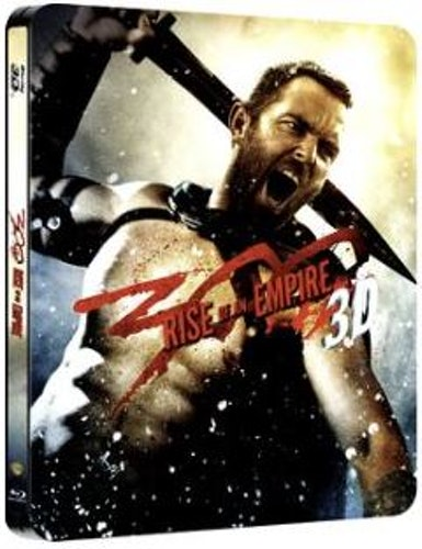 300 - Rise Of An Empire 3D Steelbook bluray (import)