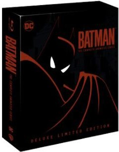 DC Batman The Animated Series (import) bluray