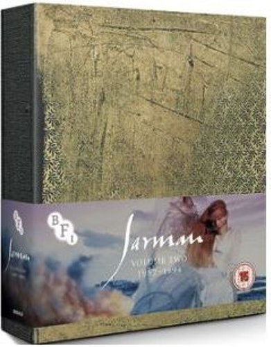 Derek Jarman Volume 2 (import) bluray