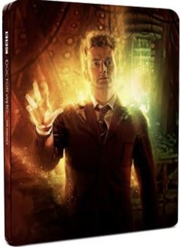 Doctor Who - The Specials Steelbook (import) bluray