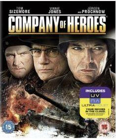 Company of heroes (import med svensk text) bluray