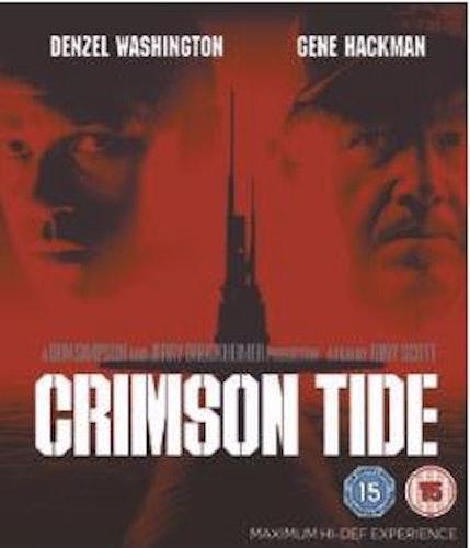 Crimson Tide/Rött Hav (import med svensk text) bluray