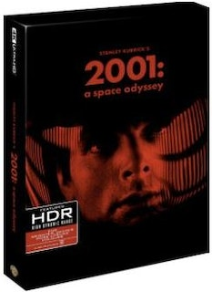2001 A Space Odyssey 4K Ultra HD (import)