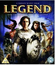 Legend från 1985 (import med svensk text) bluray