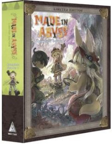 Made In Abyss Collector's Edition (import) bluray