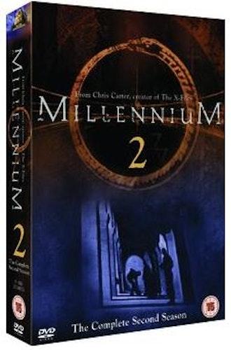 Millennium säsong 2 DVD (import Sv text)