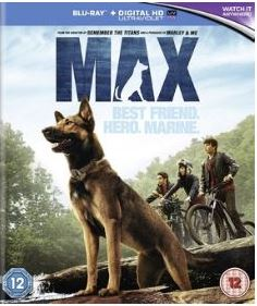 Max (import med svensk text) bluray