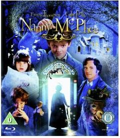 Nanny McPhee (import med svensk text) bluray