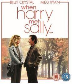 När Harry Mötte Sally (import med svensk text) bluray