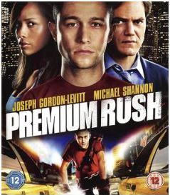 Premium Rush (import med svensk text) bluray