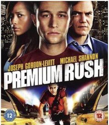 Premium Rush (import med svensk text) bluray
