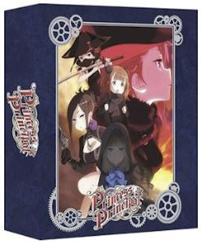 Princess Principal Collection Collector's Edition (import) bluray
