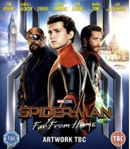 Spiderman - Far From Home (import) bluray