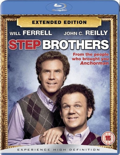 Step Brothers (import med svensk text) bluray