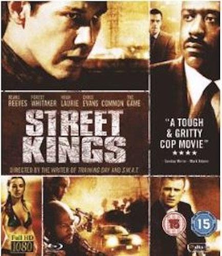 Street Kings (import med svensk text) bluray