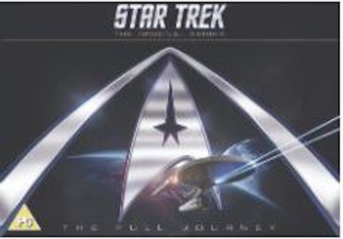 Star Trek - Original säsong 1-3 Complete Collection bluray