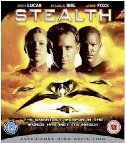 Stealth bluray (import, Sv text)