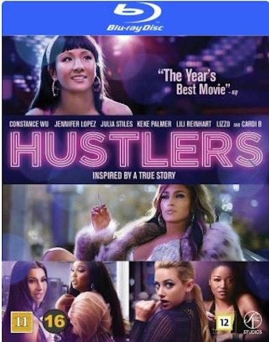Hustlers bluray