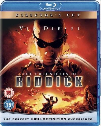 The Chronicles Of Riddick (import med svensk text) bluray