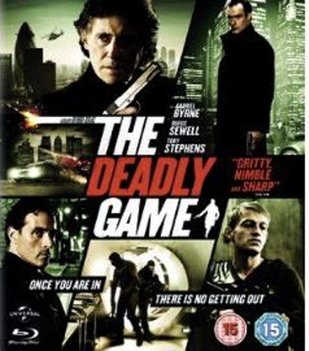 The Deadly Game bluray (import)