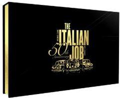 The Italian Job Anniversary Edition Deluxe Edition (import) bluray