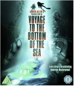 Voyage To The Bottom Of The Sea (import med svensk text) bluray