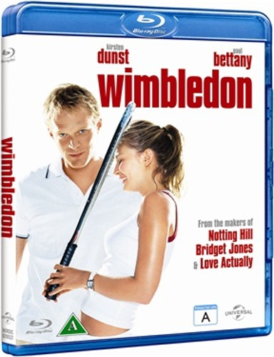 Wimbledon (import) bluray