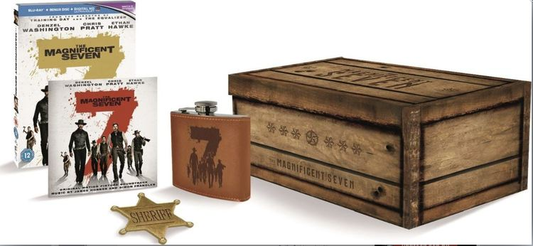 The Magnificent Seven - Premium Boxset limited edition bluray
