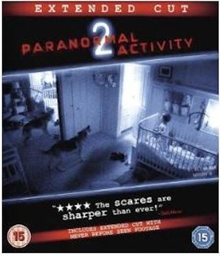 Paranormal Activity 2 bluray
