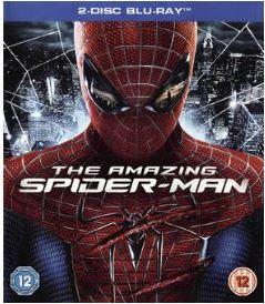 Spider-Man - The Amazing Spider-Man bluray import Sv text