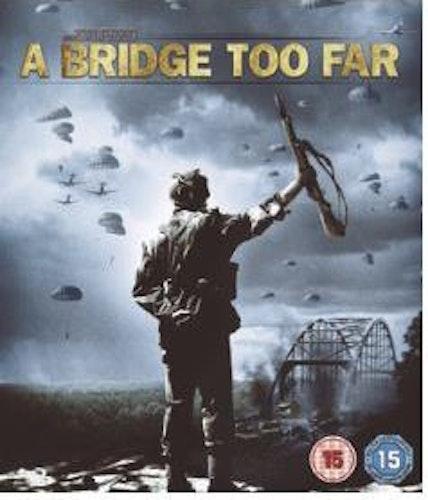 A Bridge Too Far (import med svensk text) bluray