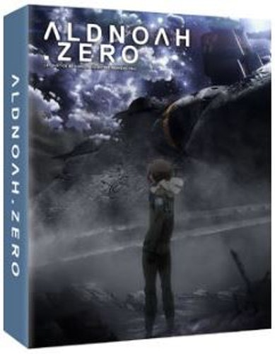 Aldnoah Zero säsong 2 - Collector's Edition bluray