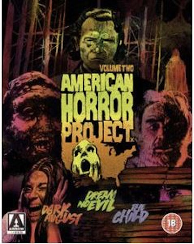 American Horror Project Volume 2 Limited Edition (import) bluray