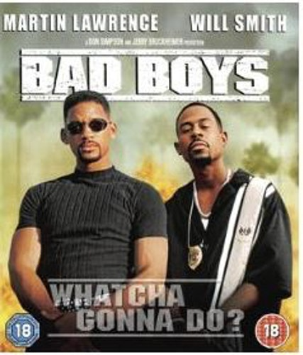 Bad Boys bluray import Sv text