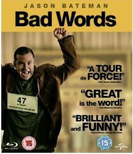 Bad Words (import med svensk text) bluray