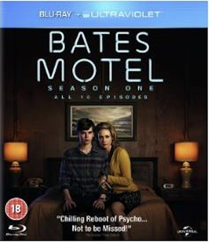 Bates Motel säsong 1 bluray import Sv text